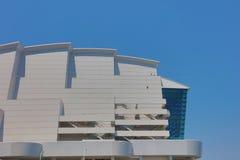 The walkway at Pacifico Yokohama Stock Photos