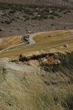 Walkway at Puente del Inca Stock Photo