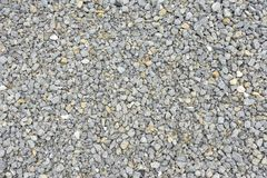 The walkway is a small gray stone. Royalty Free Stock Image