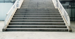 Walkway stairs Stock Photography