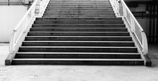 Walkway stairs Royalty Free Stock Photos