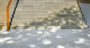 Walkway stairs outdoor and background photo stock Stock Photos