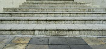 Walkway stairs outdoor and background photo stock Royalty Free Stock Image