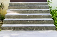Walkway stairs outdoor and background photo stock Stock Photo