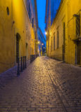 Walkway steet in Rome - Italy Royalty Free Stock Photography