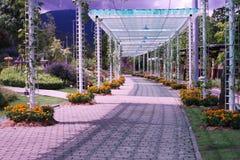 Walkway Royalty Free Stock Photos
