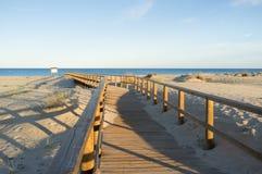 Free Walkway Through Dunes Royalty Free Stock Images - 27580359