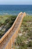 Walkway To The Beach Stock Image