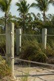 Walkway to Key West Beack. Walkway to Key West, Florida beach Stock Images