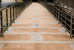 Walkways Royalty Free Stock Photo