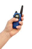 Walky-talkie royalty free stock images