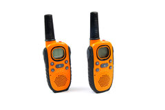 Walky talky Images libres de droits