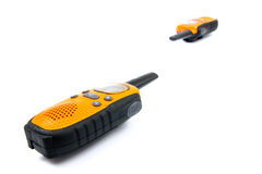 Walky talky Royalty Free Stock Photos