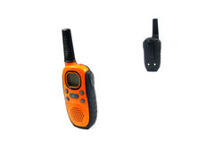 Walky talky Stock Photos