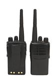 Walky-talky immagine stock