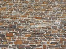 Wall. Brick wall Stock Photography