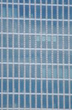 Wall 112. A view at the wall of an office building royalty free stock image