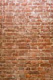 The wall. Wall from an old brick stock photography