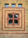 Wall 123. A wall of a brickstone factory stock photos