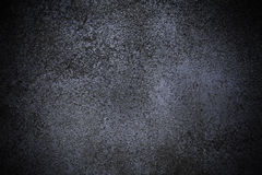 Wall. Dark blue grungy wall texture stock image