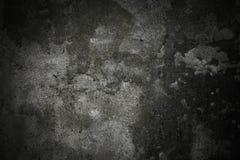 Wall. Dark moody wall texture, horizontal Stock Image