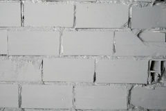 Wall. An old gray wall as background Royalty Free Stock Image