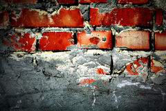 The Wall! Stock Images