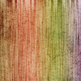 Wall. The walls are painted in colorful stripes Royalty Free Stock Photos