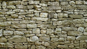 Wall. A fence of stones in Bulgaria royalty free stock photography