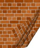 Wall. The abstract image of a brick wall Royalty Free Stock Photo