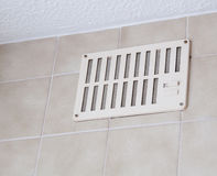 Wall Air Vent Royalty Free Stock Images