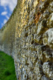 Wall in Akkerman fortress Royalty Free Stock Images