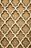 Wall with antique bas-relief Royalty Free Stock Photography