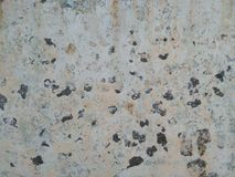 The wall of a house in the old part of the city! Stock Photo