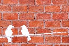 Wall art Royalty Free Stock Image