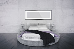 Wall art background Royalty Free Stock Images