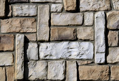 Wall of ashlar Royalty Free Stock Photography