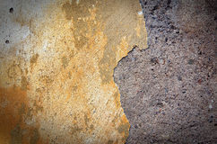 Wall background. Image of old wall background Stock Photos