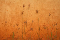 Wall background Stock Image