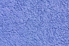 Wall background. Blue rough textured wall background stock photography