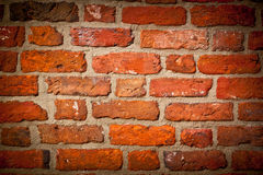 Wall background. Wall vintage old brick background royalty free stock photography