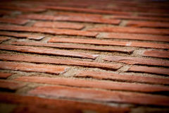 Wall background. Wall vintage old brick background royalty free stock image