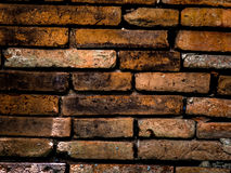 Wall. Background  brick paper brick Stock Photography