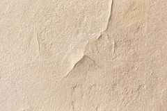 Wall background with crack Royalty Free Stock Photography