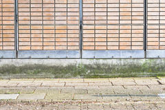 Wall background Stock Photos