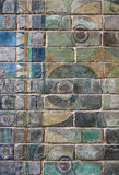 Wall background - mosaic Royalty Free Stock Photo
