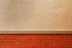 Wall background texture Stock Image