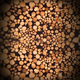 Wall background texture Wood brown.  royalty free stock photo