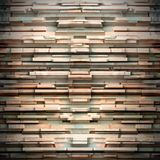 Wall background texture Wood brown.  stock images