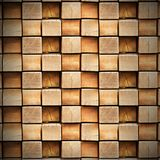 Wall background texture Wood brown.  royalty free stock photography